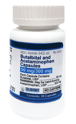 Butalbital and Acetaminophen