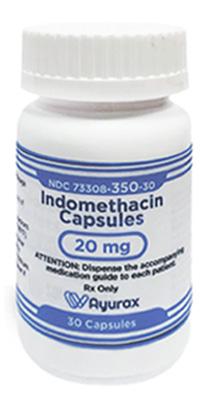 Indomethacin 20mg